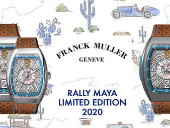 FRANCK MULLER SORPRENDE AL RALLY MAYA MÉXICO 2020