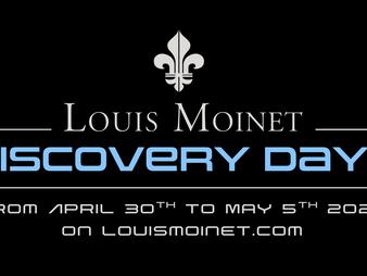 DISCOVERY DAYS DE LOUIS MOINET