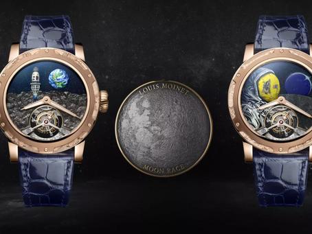"""""""Moon Race"""" una aventura hacia la luna con Louis Moinet"""