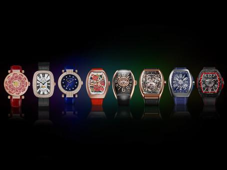 World Premier of Haute Horlogerie 2021 - Franck Muller
