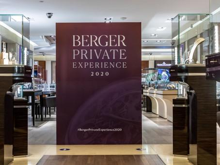 Raconli Group presente en Berger Private Experience 2020