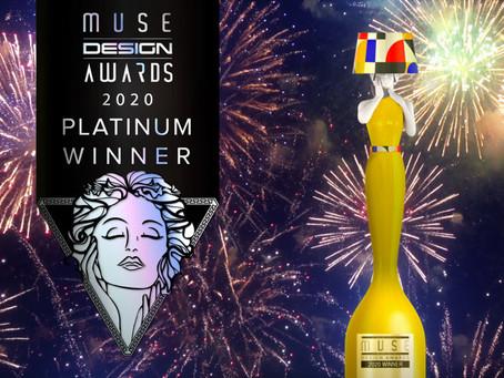 Space Revolution galardonado en los MUSE Design Awards 2020