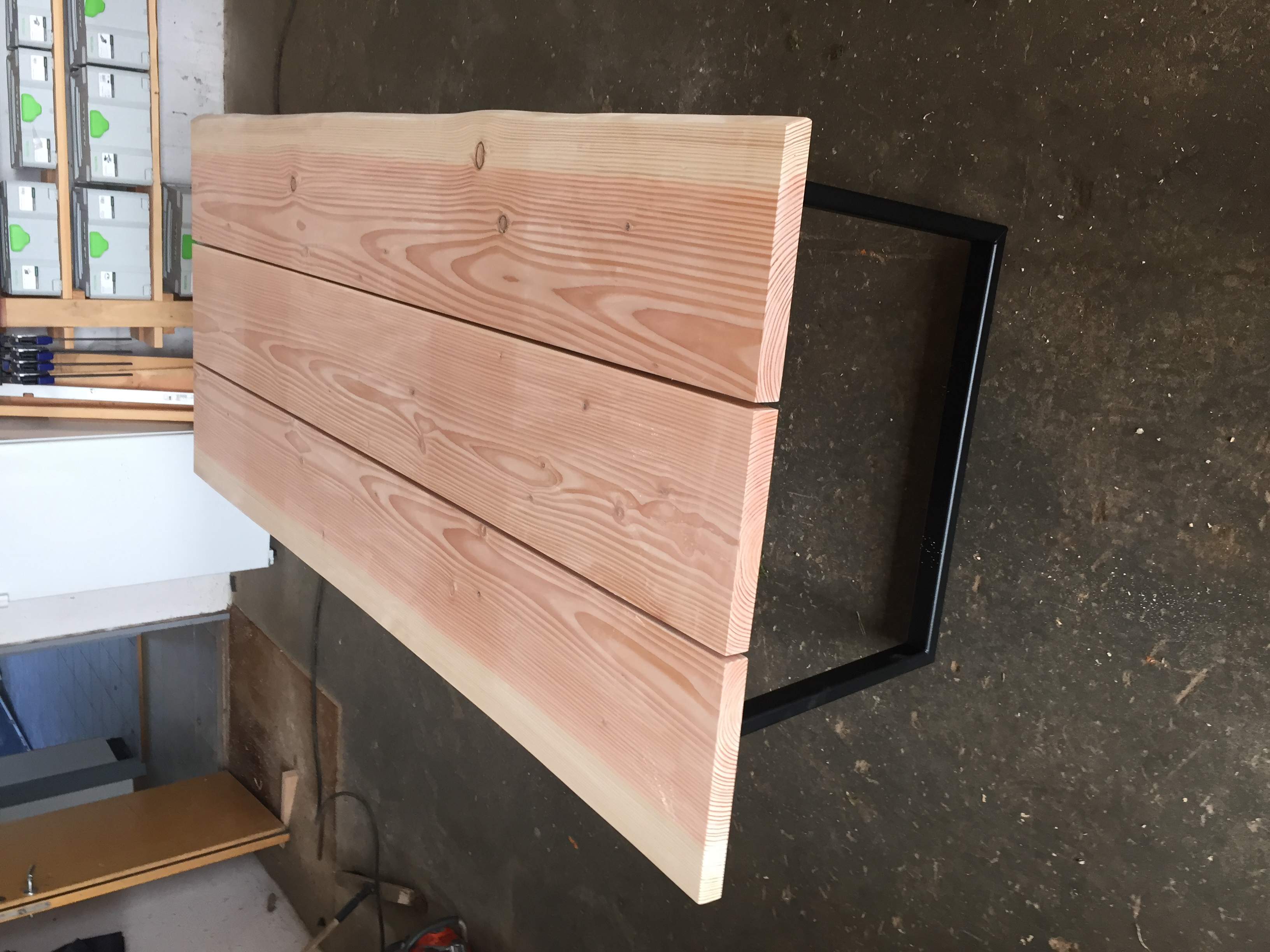 Douglas plankebord