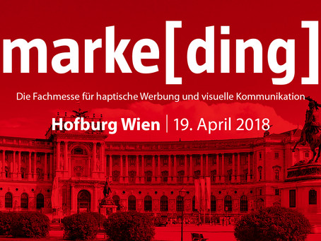 19. APRIL 2018 – HOFBURG WIEN!
