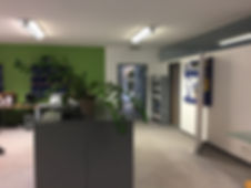 Büro der Prodat IT Solutions bei Linz