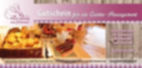 Gutschein Gastro Hotel zum Schwanen