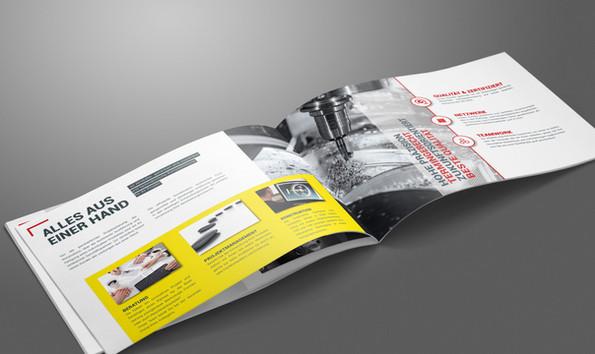 az zendulka Werkzeugbau ∙ Folderdesign