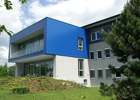 Firmensitz der Prodat T Solutions bei Linz