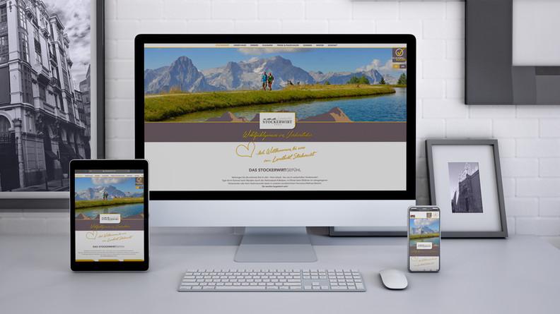 Website Hotellerie