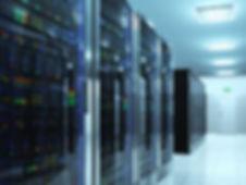 Serveranlage Büro der Prodat IT Solutions in Pucking bei Linz
