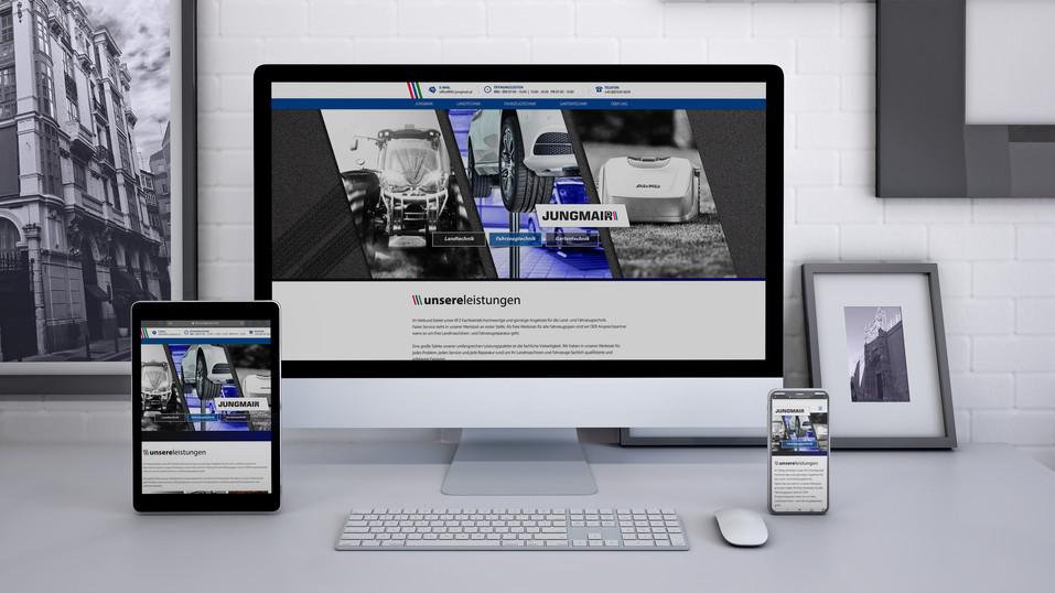 Website Gewerbe