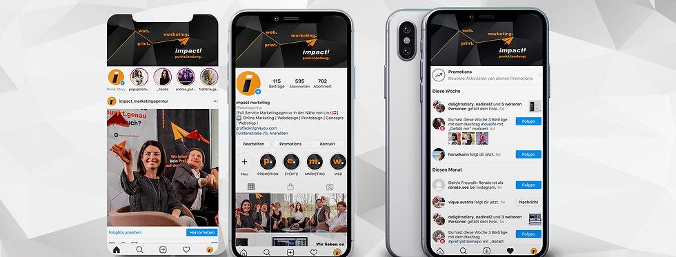 INSTAGRAM Social Media Kampagne