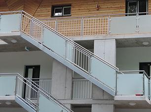 Balkon Schmiedhofer Metallbau
