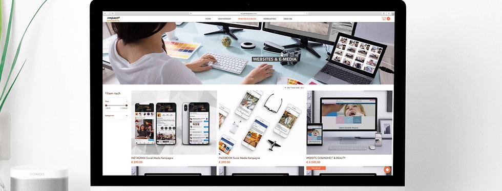 WEBSHOP eCommerce
