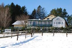 Römerhof im Winterkleid
