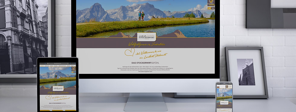 WEBSITE HOTELLERIE