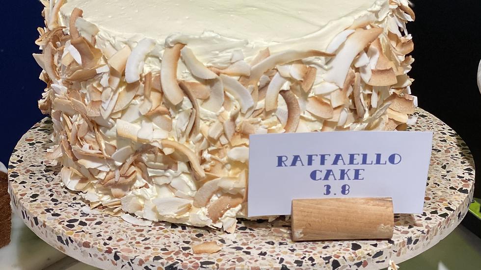 """Raffaello Cake (6"""" and 8"""")"""