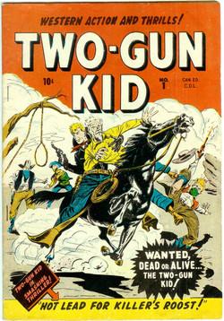 Two Gun Kid 1