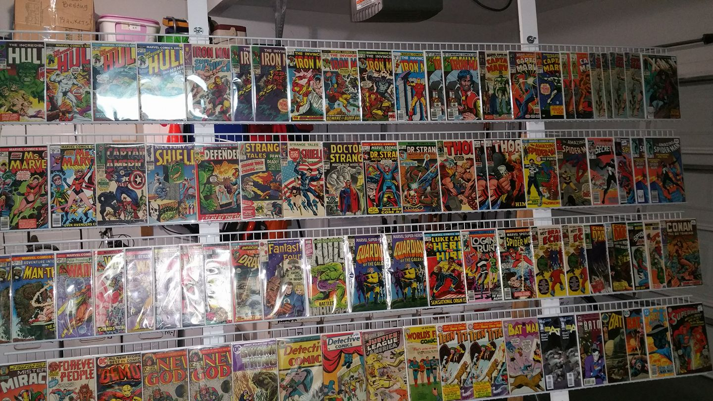 2017 Comic Display C