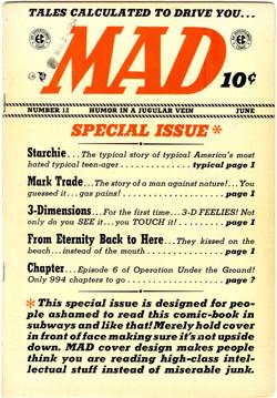 Mad Comics 12