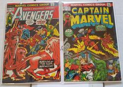 Avengers 112 Capt Marvel 27