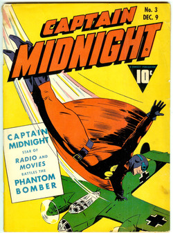 Captain Midnight 3