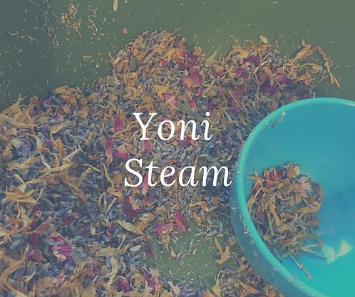 Yoni Steam
