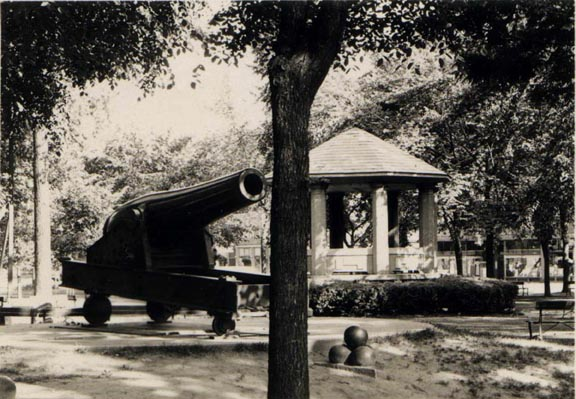 Cannon In Commons