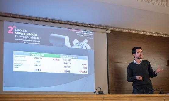 Simposio Cirugía Robótica Medical Robotics