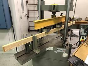 Tinius Olsen Testing Machine