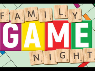BOREDOM SETTING IN? COME TO BOARD GAME NIGHT MARCH 13TH AT 5:30 P.M.