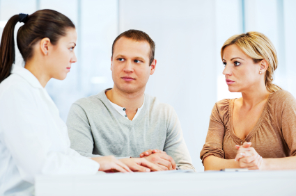 Counseling for infertility