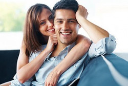 Husband & wife together
