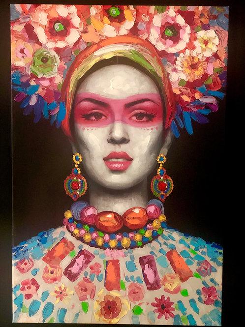 Queen II - Artwork
