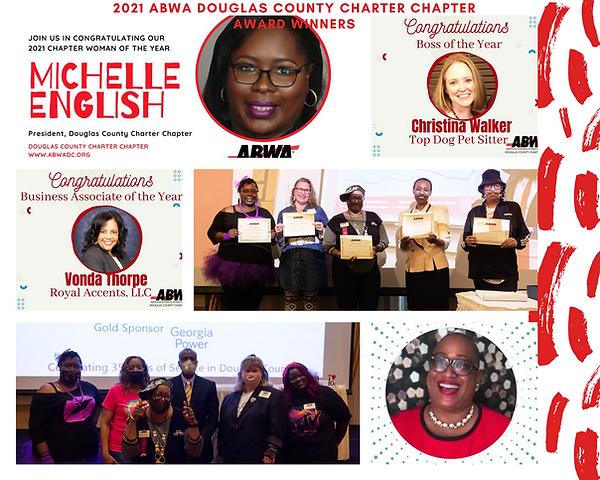 abwa 2021 award winners photo collage.pn