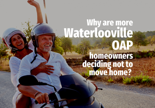 Why Are More Waterlooville OAP Homeowners Deciding Not to Move Home?