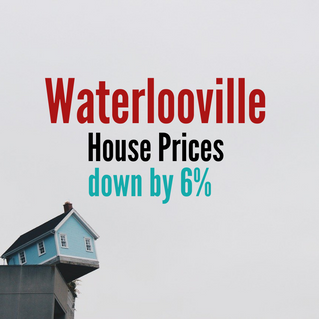 Waterlooville Homes Asking Prices Down 6%