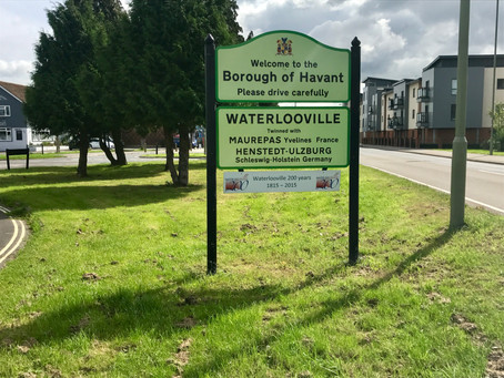 Waterlooville Has Some Of The Most Affordable Properties In The Region