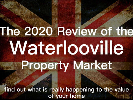 The 2020 Review of the Waterlooville Property Market