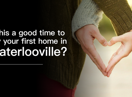 Is This a Good Time to Buy Your First Home in Waterlooville?