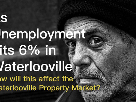 As Unemployment Hits 6.1% in Waterlooville, What Effect Will This Have On The 2021 Property Market?