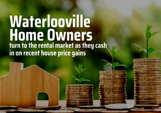 Waterlooville Homeowners Have Turned to the Rental Market to Cash in by £22,300 Each