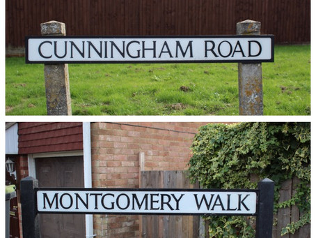 Montgomery Walk or Cunningham Road...Which is the best investment?