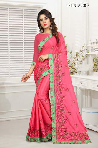 e136116db2 PARTY SAREES - Buy Online Party Wear Sarees Collection -Vaarmor