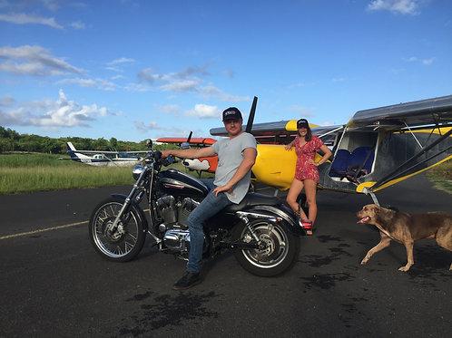 Road Trip Harley Davidson 1h