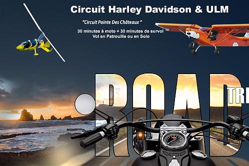 Road Trip Harley - Gyrocoptère