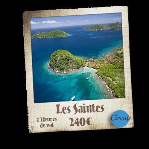 Circuit Bleu Les Saintes- Marie Galante