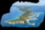 Survol en ULM et autogire de la Guadeloupe