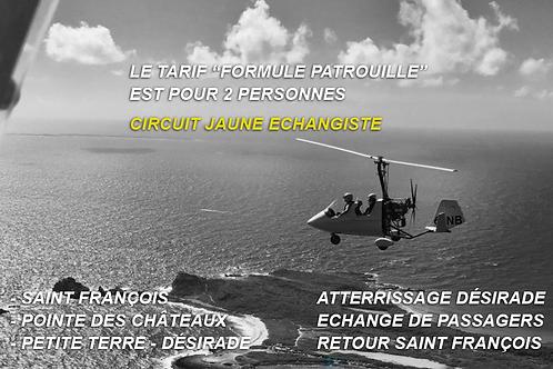 Circuit Gyro /Ulm Petite Terre Désirade
