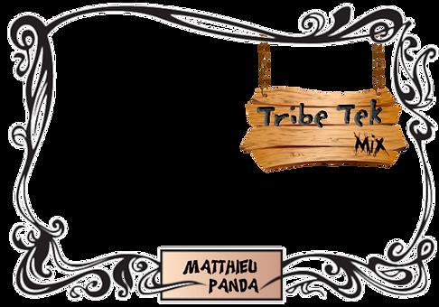 mathieu panda tribe mixset